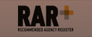 recomended agency register